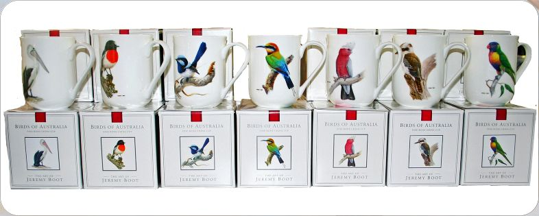 Fine Bone China Cups - Great Gifts
